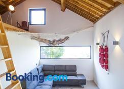 Caparica Azores Ecolodge - Biscoitos - Sala de estar