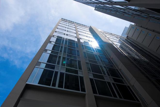 V ホテル ラベンダー - シンガポール - 建物