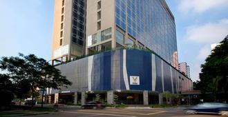 V Hotel Lavender - Singapore - Edificio
