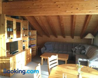 Chalet Orchis - Hasliberg - Living room