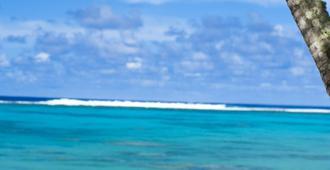 Little Polynesian Resort - Rarotonga - Beach