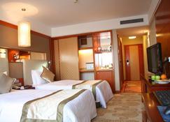 Prime Hotel Beijing Wangfujing - Пекин - Спальня
