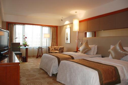 Prime Hotel Beijing Wangfujing - Beijing - Bedroom