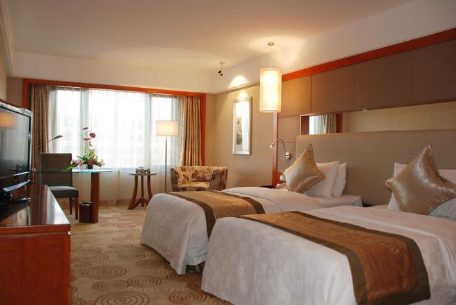 Prime Hotel Beijing Wangfujing - Peking - Makuuhuone