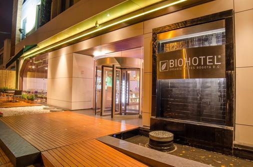 Biohotel Organic Suites - Bogotá - Building