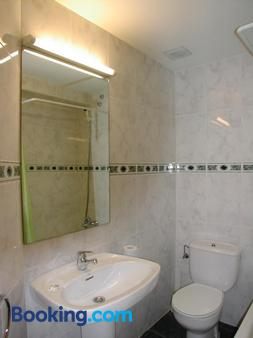 Hotel Gabarre - Broto - Bathroom