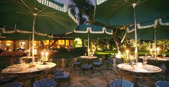 Las Mananitas Hotel Garden Restaurant And Spa - קוארנאבאקה - מסעדה