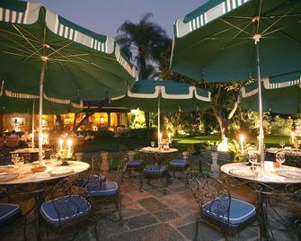 Las Mananitas Hotel Garden Restaurant And Spa - Cuernavaca - Restaurant