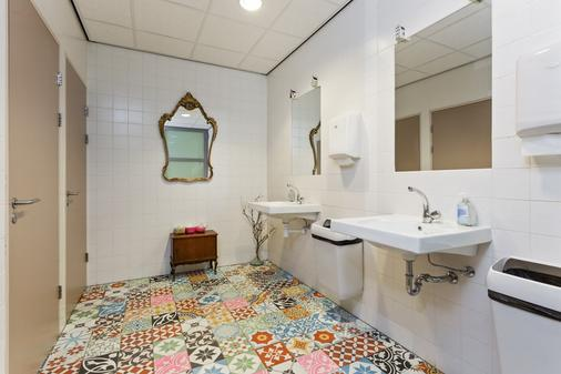 Hostelle - female only hostel - Amsterdam - Bathroom