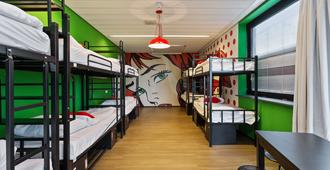 Hostelle - female only hostel - Amsterdam - Bedroom