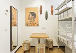 Hostelle - female only hostel - Amsterdam - Room amenity