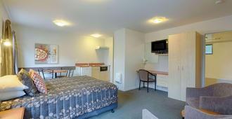Bella Vista Motel Wellington - וולינגטון - חדר שינה