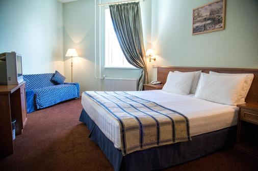 Отель «Петро Спорт» - Санкт-Петербург - Спальня