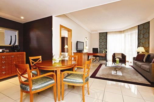 Fairmont Dubai - Dubai - Dining room