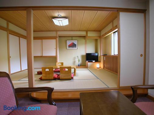Hotel Shirakabaso Shiga Kogen - Yamanouchi - Phòng ăn