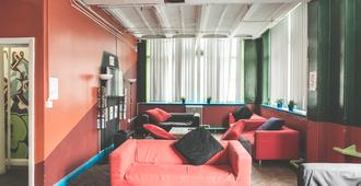 Hatters Hostel Manchester - Mánchester - Lounge
