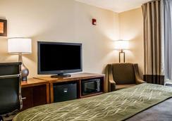 Comfort Inn Fort Myers - Fort Myers - Bedroom