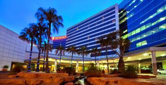 Stamford Plaza Sydney Airport Hotel & Conference Centre - Sídney - Edificio