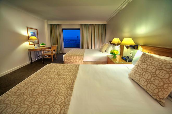斯坦福德廣場酒店 - 雪梨機場 - 雪梨 - 臥室