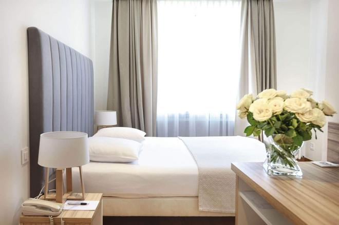 Hotel Suisse - Geneva - Phòng ngủ