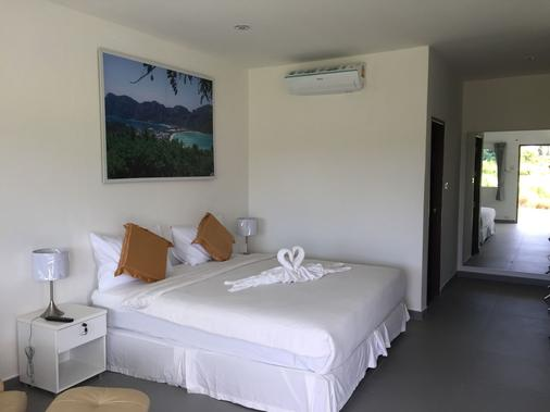 Nadivana Serviced Apartments - Krabi - Schlafzimmer