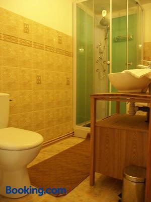 Les Chambres d'Helix - Saint-Dizier-les-Domaines - Bathroom