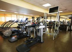 The Royal Haciendas All Suites Resort & Spa - Playa del Carmen - Gym