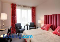Grand Hôtel de Solesmes - Solesmes - Bedroom