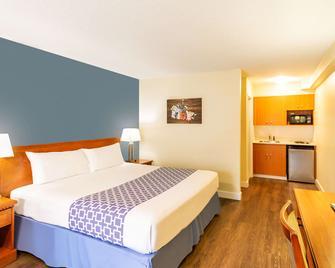 Econo Lodge Inn & Suites University - Calgary - Camera da letto