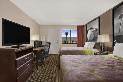 Super 8 by Wyndham Fort Myers - Fort Myers - Phòng ngủ