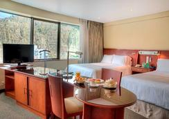 Suites Camino Real - Λα Παζ - Κρεβατοκάμαρα