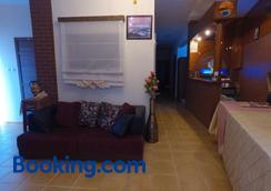 Akrotiri Hotel - Néos Marmarás - Lobby