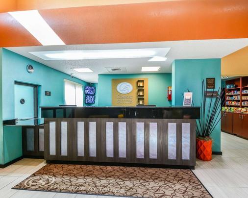 Comfort Suites Tampa - Brandon - Τάμπα - Ρεσεψιόν