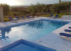 Villa Decauville - Gerakini - Zwembad