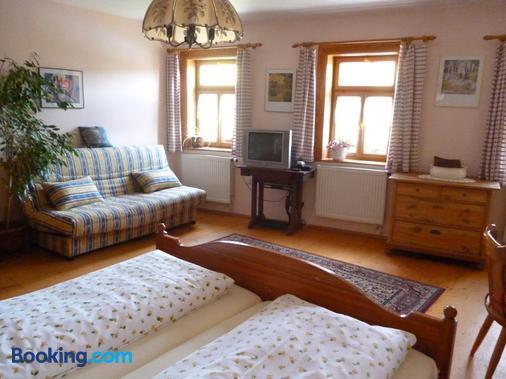 Hotel-Gasthof-Schiff - Sommerhausen - Bedroom