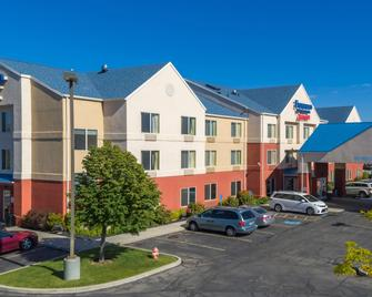 Fairfield Inn & Suites by Marriott Salt Lake City South - Murray - Gebäude