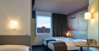 B&B Hotel Düsseldorf-Airport - דיסלדורף - חדר שינה
