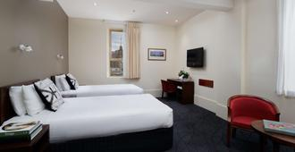 The Victoria Hotel Melbourne - Melbourne - Camera da letto