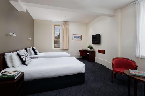 The Victoria Hotel Melbourne - Melbourne - Habitación