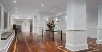 The Victoria Hotel Melbourne - מלבורן - לובי