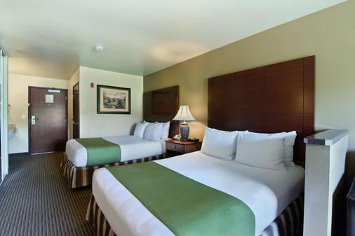 Oxford Suites Yakima - Yakima - Bedroom