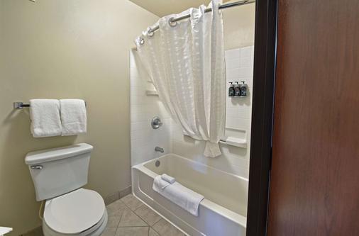 Oxford Suites Yakima - Yakima - Bathroom