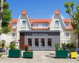 Hôtel D'orbigny - Шатлайон-Плаж - Building