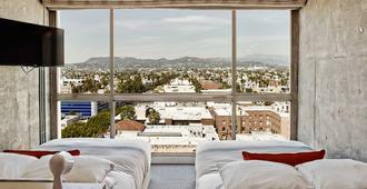 The Line Hotel - לוס אנג'לס - חדר שינה