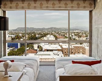 The Line Hotel - Los Angeles - Yatak Odası