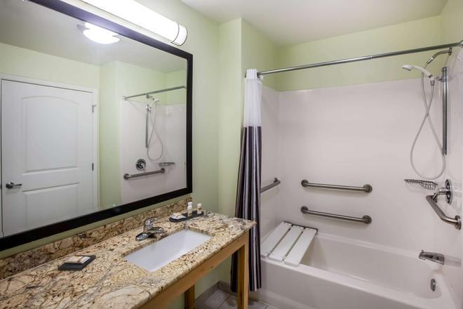 La Quinta Inn & Suites by Wyndham Odessa North - Odessa - Μπάνιο