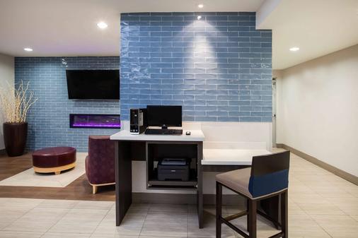 La Quinta Inn & Suites by Wyndham Odessa North - Odessa - Business centre