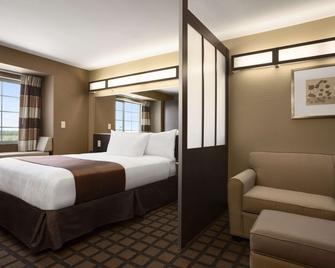 Microtel Inn & Suites by Wyndham Pleasanton - Pleasanton - Bedroom