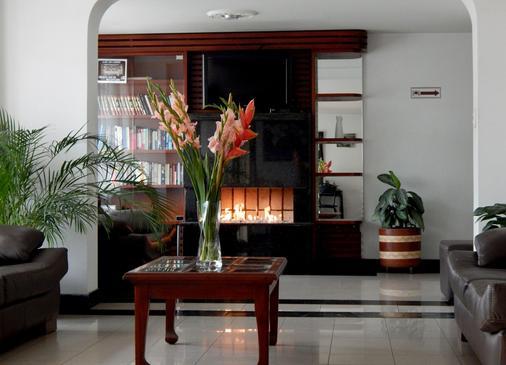 葛雷利亞斯 52 號公寓酒店 - 波哥大 - 波哥大 - 大廳