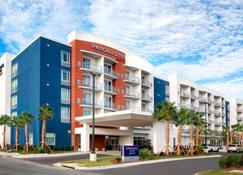 SpringHill Suites by Marriott Orange Beach at The Wharf - Orange Beach - Building